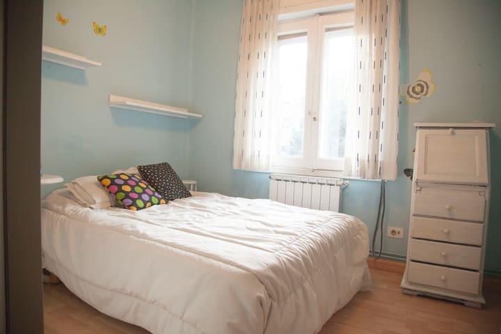 Habitación 5mint termas de las burgas. - Ourense - Lejlighed