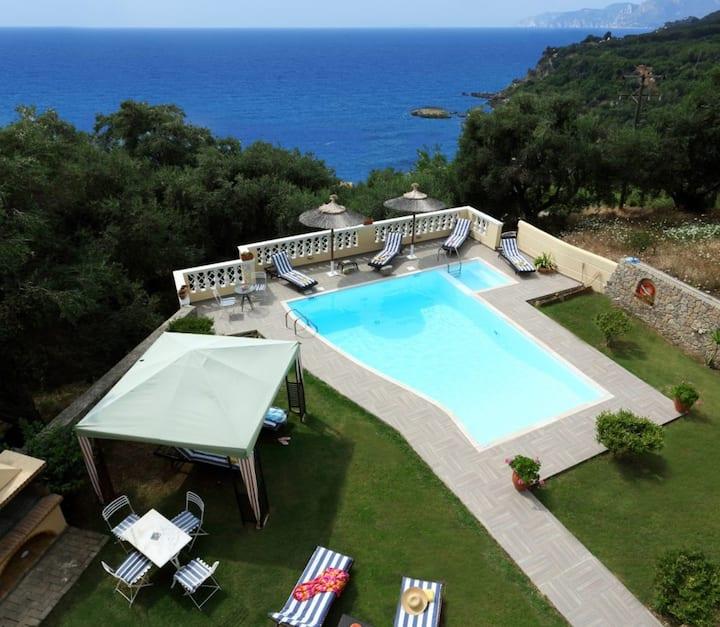 Ionian View Exclusive Villa