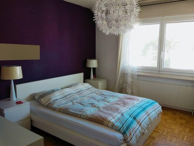 Stylish apartment close to Metro St. / EPFL / UNIL