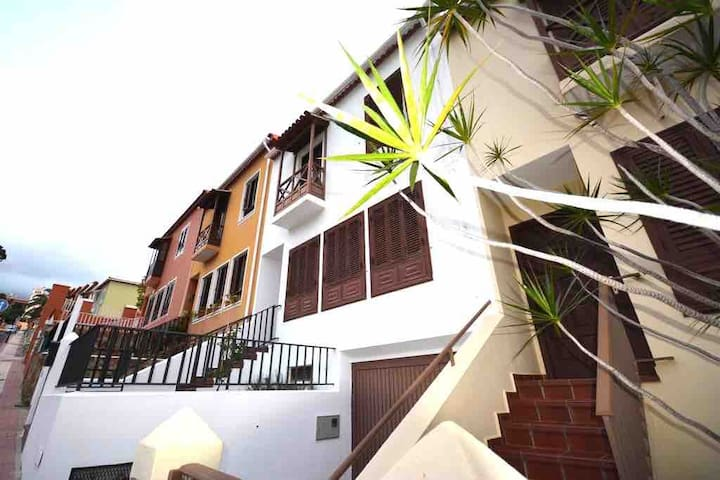 Lovely house in the best part of La Orotava