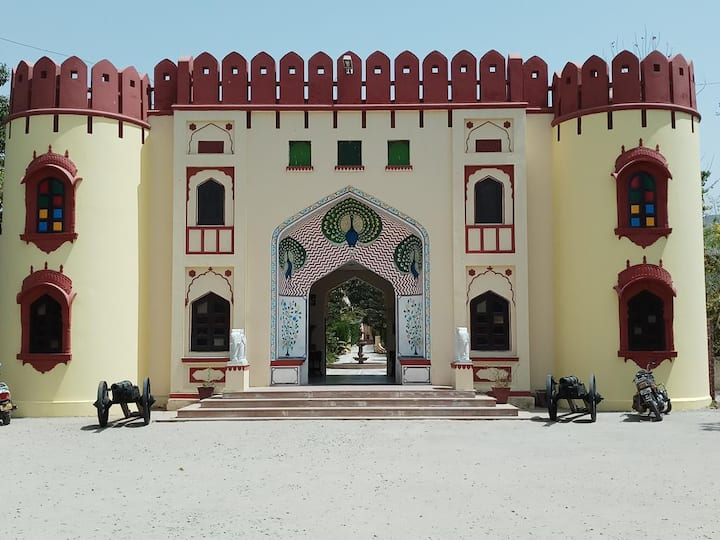 Heritage Resort Property in Pushkar