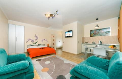 Modern Apartment on Maydan