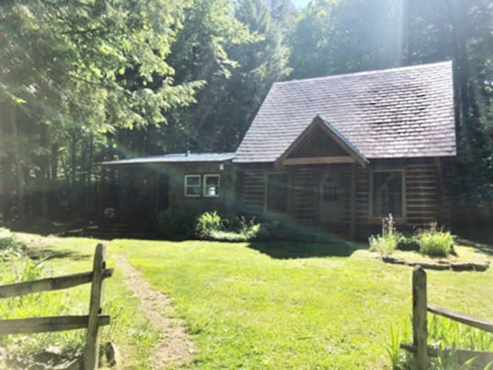 """Cabin """"54"""" near Allegheny National Forest"""