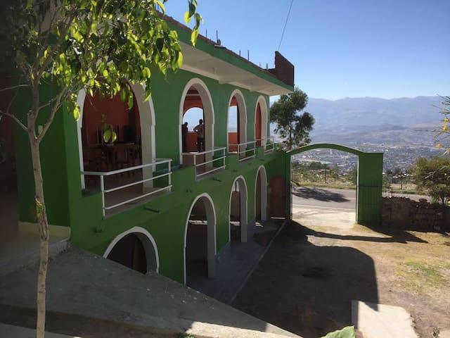 Alojamiento Privado con Cochera