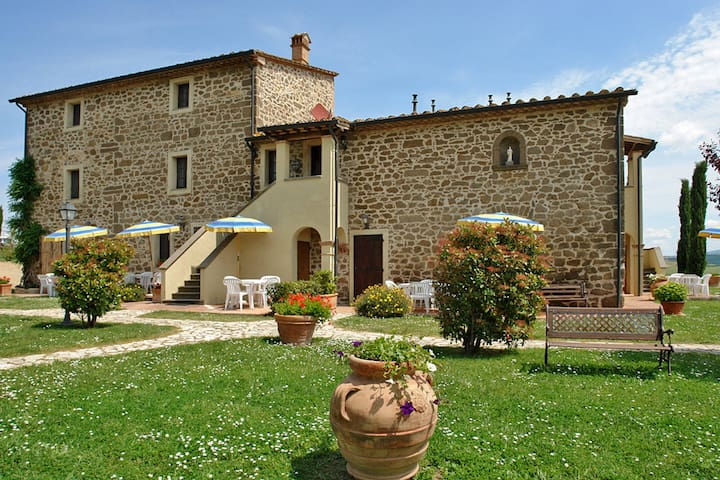 Apartment Podere Jacopo for 4 persons