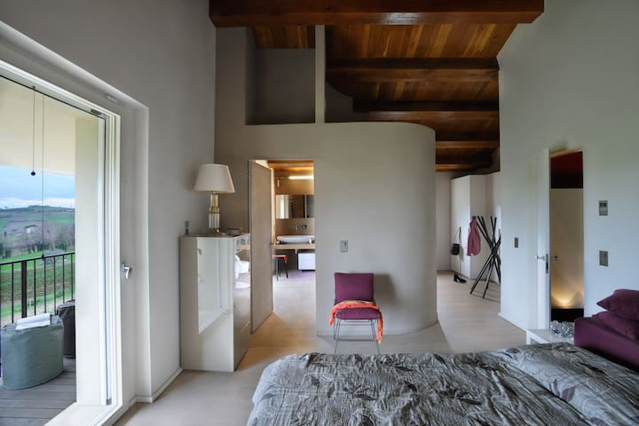 Villa Alba - Trecastelli - 別荘