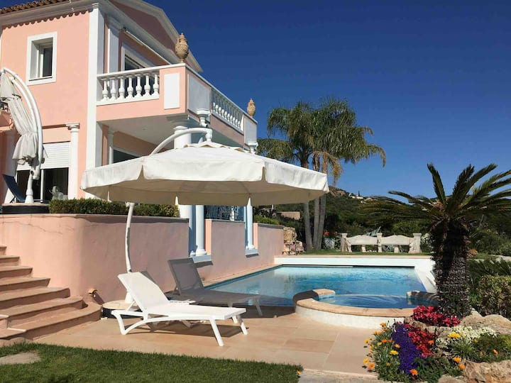 ST RAPHAËL - AGAY «La casa Rosa» - Côte d'Azur