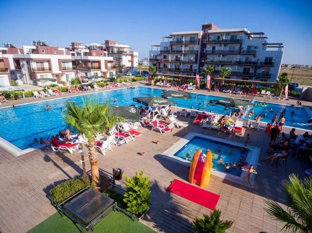 Holiday apartment in Long Beach North Cyprus - Yeni İskele