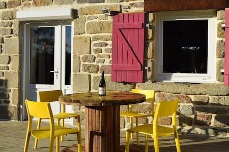 Bretonne Cocooning Lumineuse au Calme - Plomeur - Casa