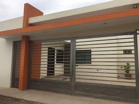 Un espacio cómodo  y agradable  en Guasave