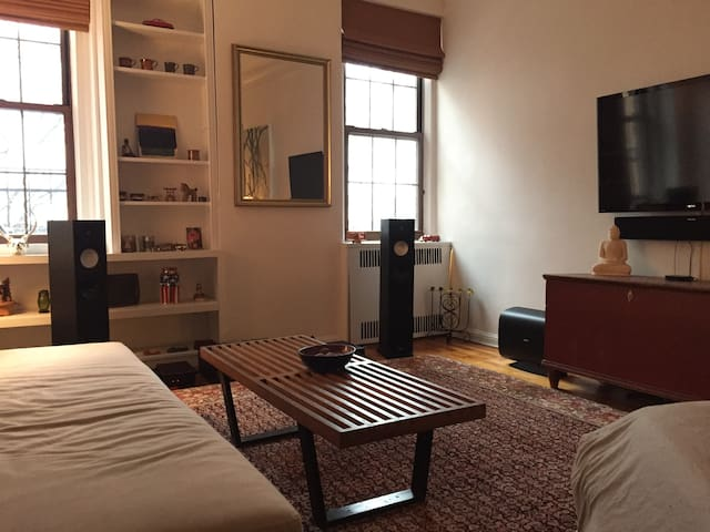 Cozy ambiance in Brooklyn Heights - Бруклин - Квартира