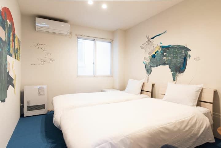 torune,guest house〝twin room〞