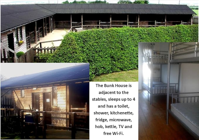 The Bunk House at Ashen Equestrian Centre