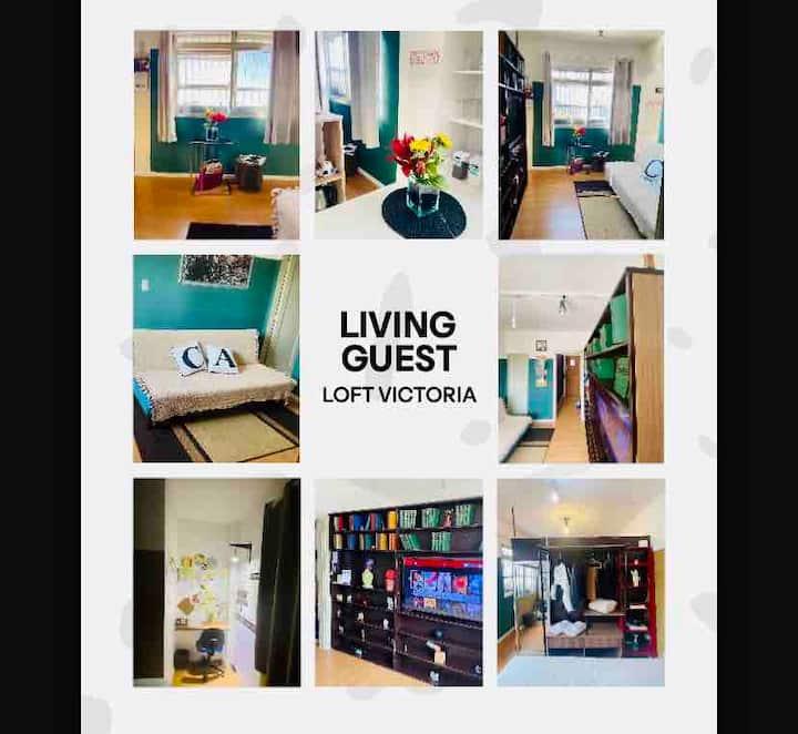 Living Guest Loft Victoria