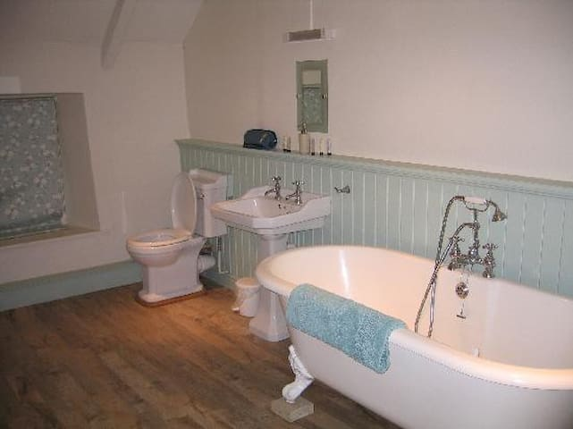 Stag Cottage, Blue Ball Inn , Triscombe, Somerset - Triscombe - Szoba reggelivel