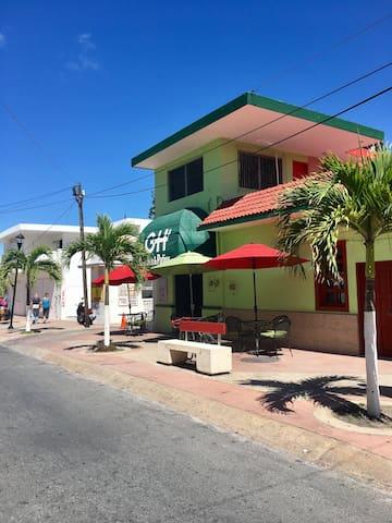 Depto en el centro de Cozumel - Cancún - Huoneisto