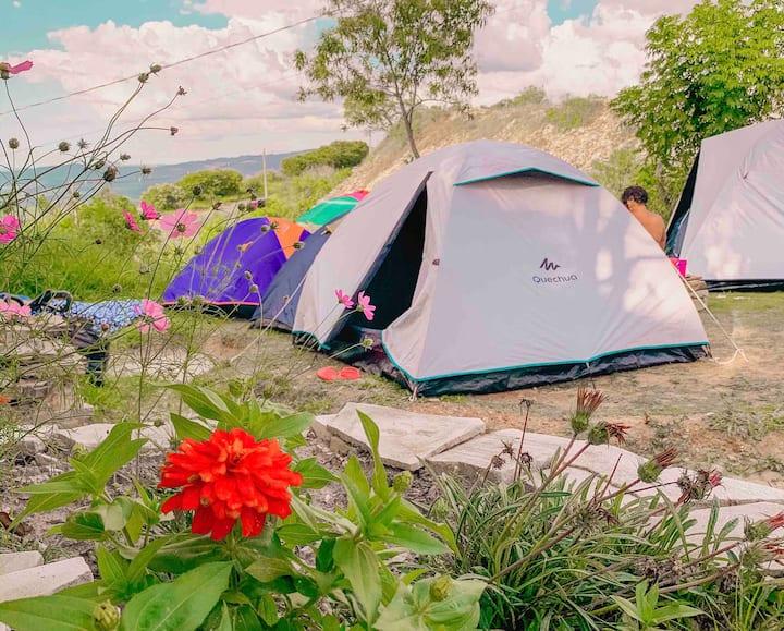 Camping Secreto (localizado no Centro de STL )