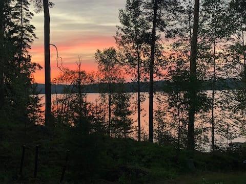 Real Finnish nature close to Helsinki