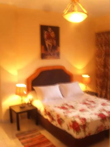 Appartement plein Centre Ville (Orange Majorelle)