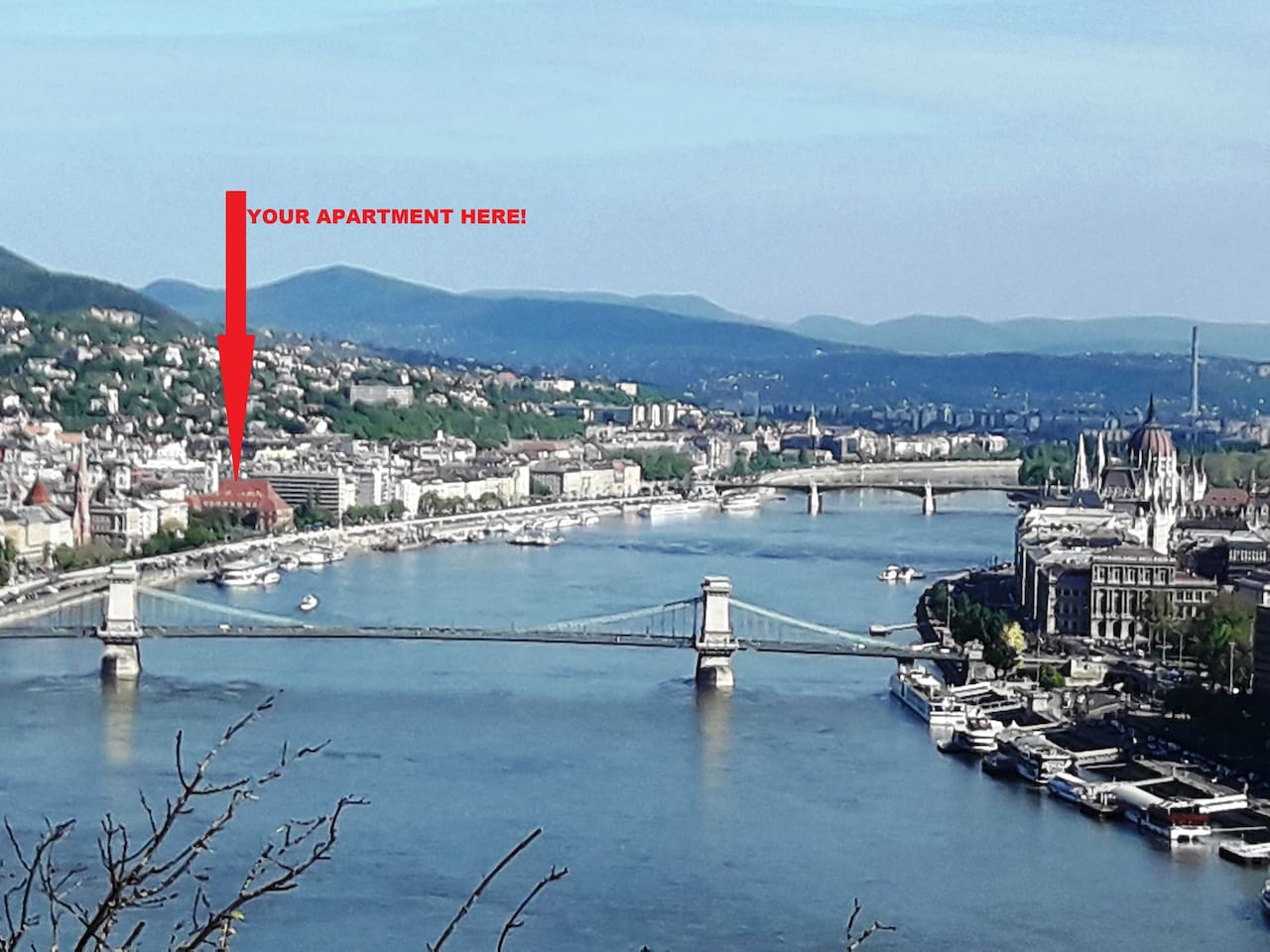 Location in Budapest