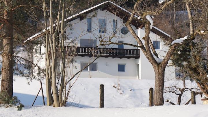 Ferienhaus zum Hahnenkamm EG 90qm