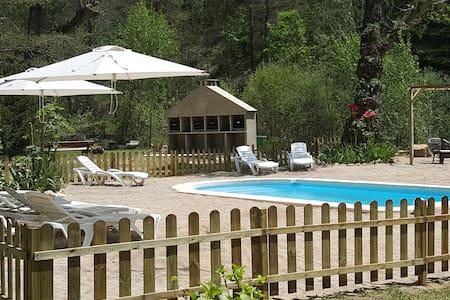 Acogedor apartamento con piscina en pleno Pirineo - Sant Llorenç de Morunys - Pis
