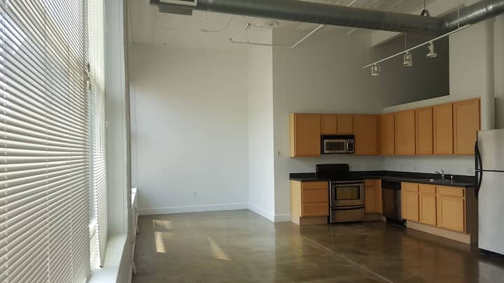 Charming 1BR in downtown Indianapolis