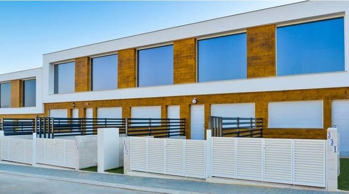 Maison moderne neuve - New modern  - Gran Alacant