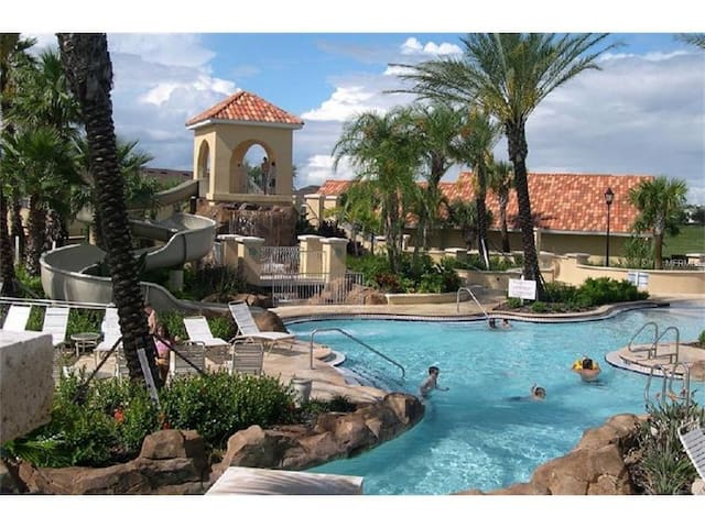 Amazing 4br 3ba Disney Resort Vacation Townhome - Davenport - Wohnung