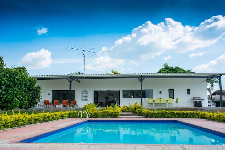 Descanso en Pereira, Turismo rural.