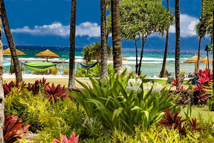 Villa 106 Beach Front and Ocean Views 3 Bedroom