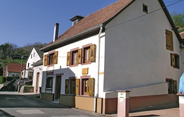 Semi-Detached with 2 bedrooms on 70m² in Natzwiller