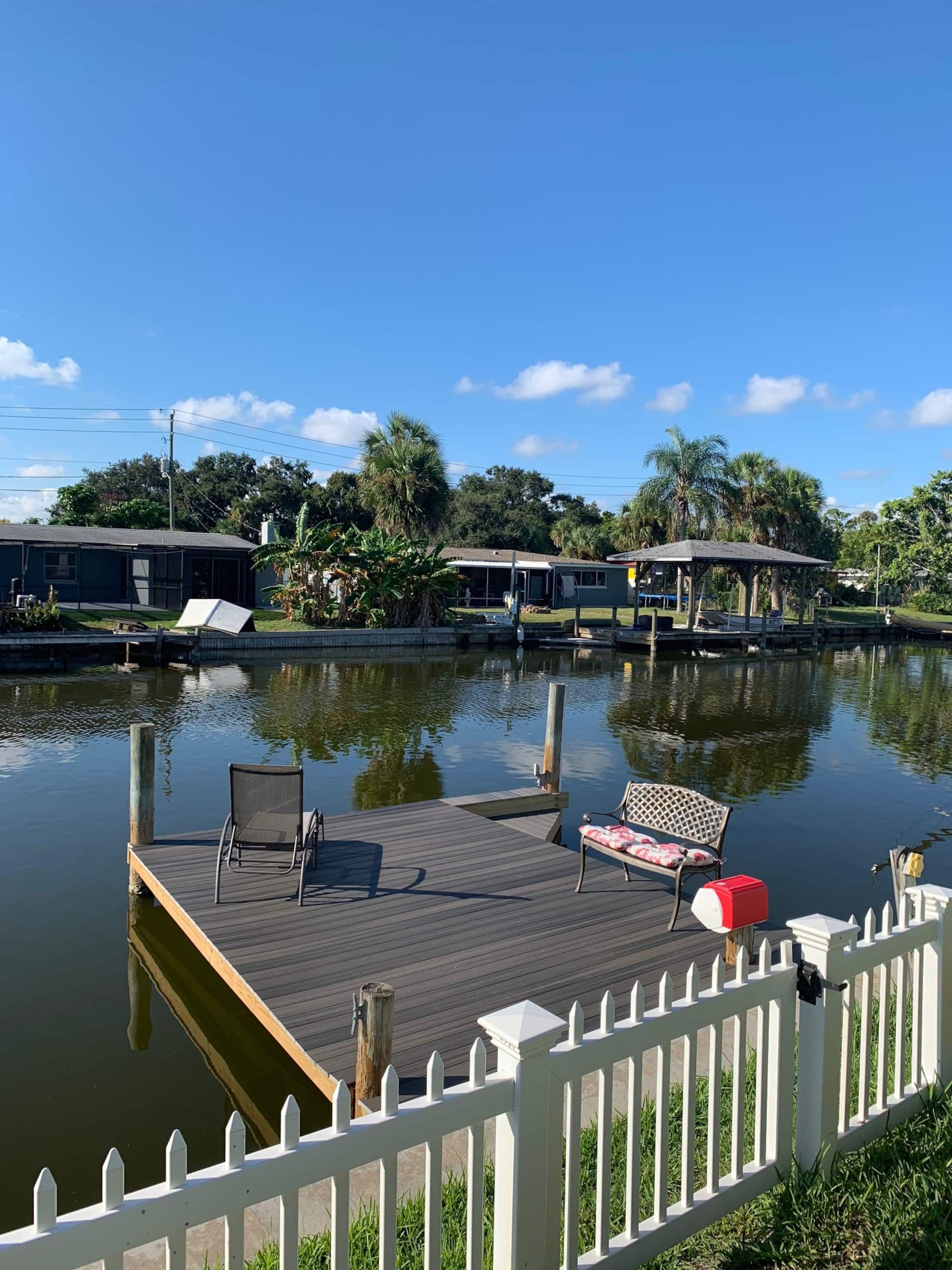 Image of Airbnb rental in Cocoa Beach Florida