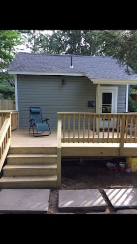 Cozy Cottage - Rosendale - บังกะโล