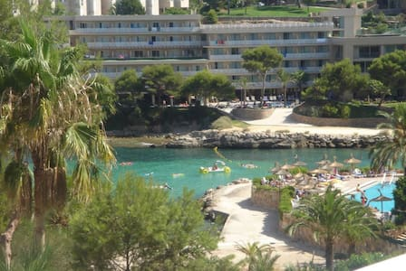Attractive Apartment with Sea Views - Cala Vinyes - Wohnung