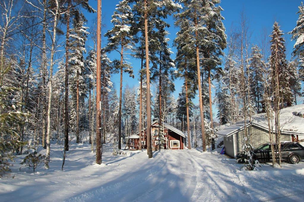 cottage Huvikalliola