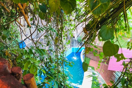 Family Tree House - Chami's Secret  place