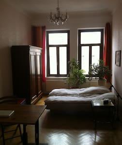 Gemütliches, geräumiges Zimmer in zentraler Lage - Leipzig - House