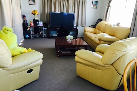 Private double bedroom-Close to Manukau City. - Auckland - Haus