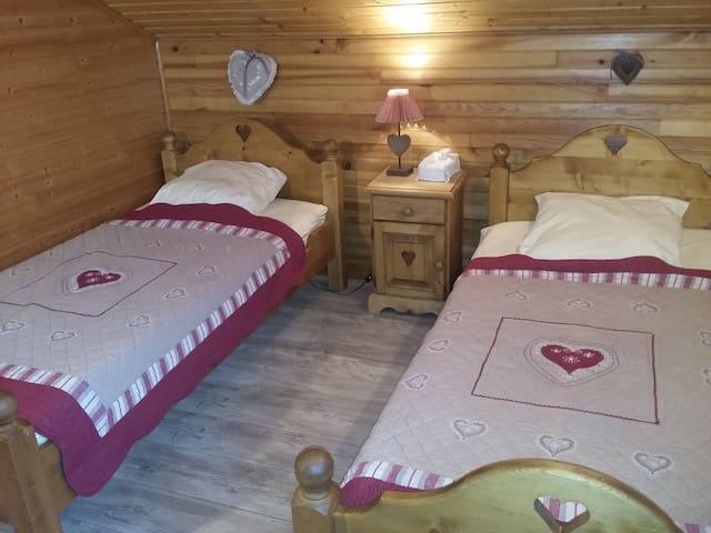 Chalet 14 personnes avec sauna - La Bresse - Chalet