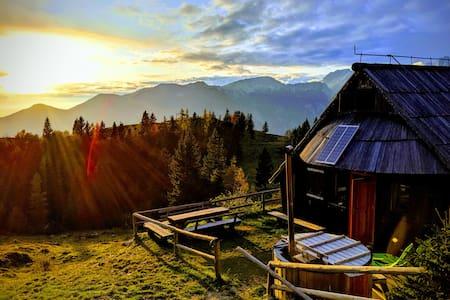 To fall in love - Chalet Zlatica - Velika planina