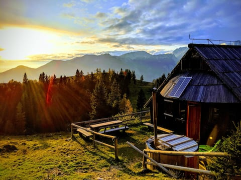To fall in love - Chalet Zlatica - Velika planina