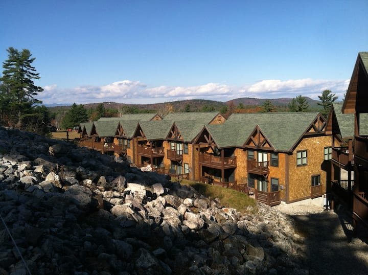 Shawnee Peak Slope side condo
