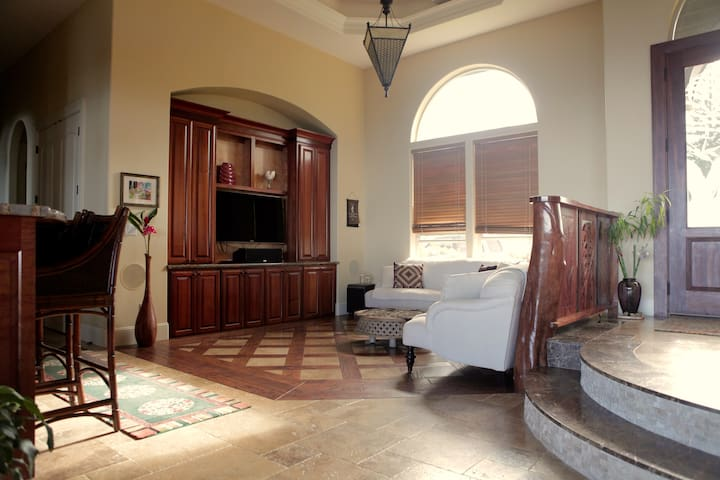 Jasmine room, Mahalo Aina Sanctuary - Laupahoehoe - ที่พักพร้อมอาหารเช้า
