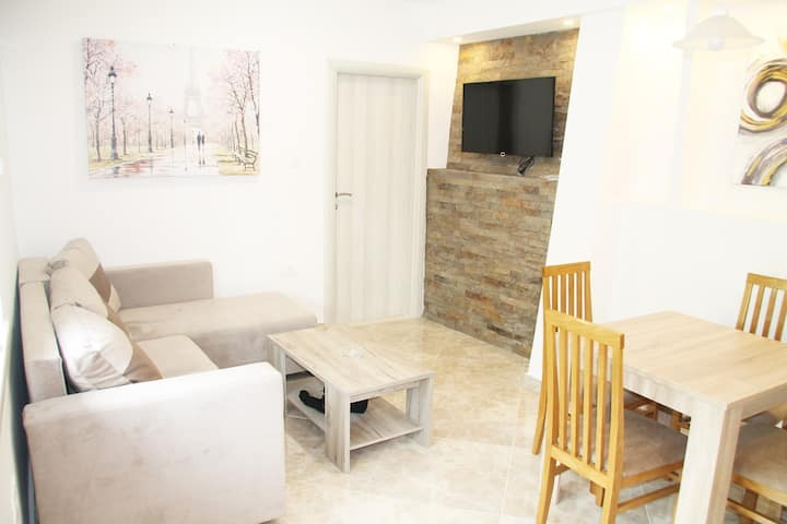 Comfortable one bedroom apartment