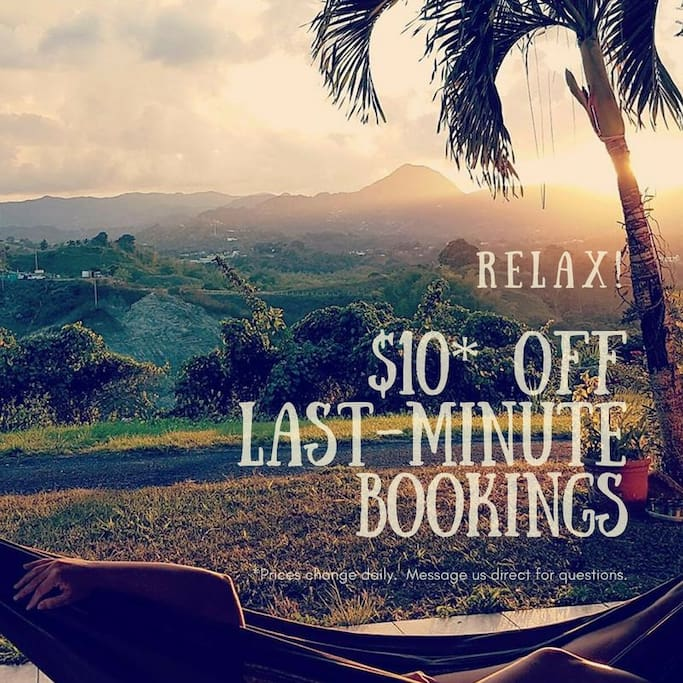 Relax, $10* Off Last-Minute Bookings!