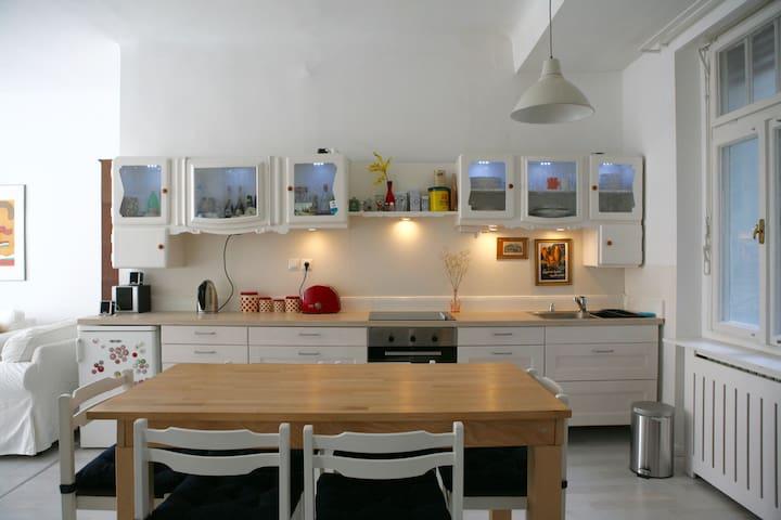 Thalia Residence - Budapest - Apartmen