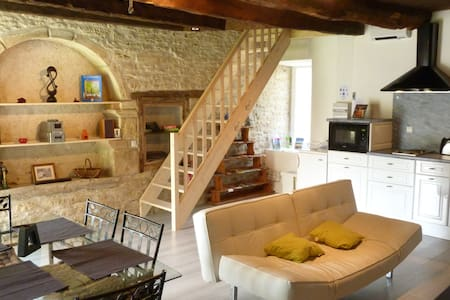 Gite Les Faluns, Self Catering Holiday Home Dinan - Tréfumel