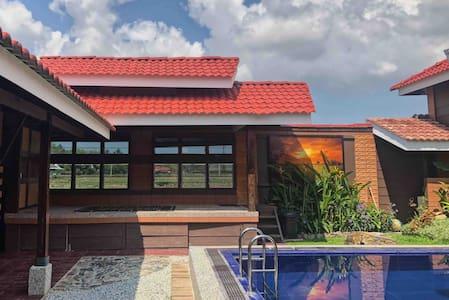 Langkawi Villa Sawah Amanda- Private Pool