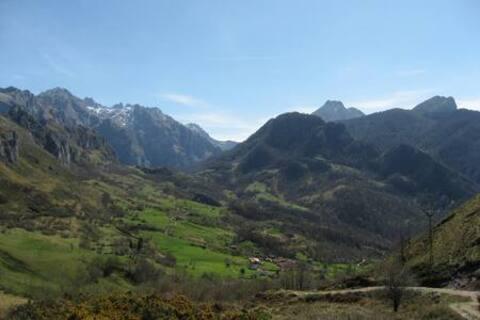 Casa en pleno Parque Nacional Picos de Europa